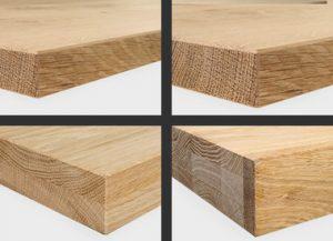 Alle Massivholzplatten Eiche bei Eichenholzprofi >>
